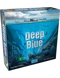 Deep blue - jeu Days of wonder