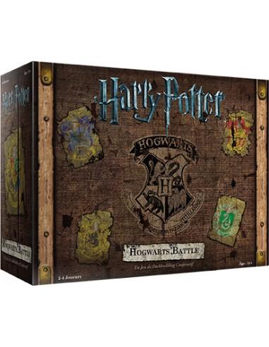 Jeu Harry Potter Hogwart's Battle
