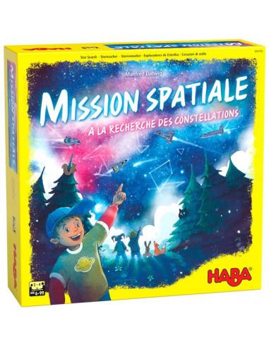 Jeu Mission spatiale - Haba