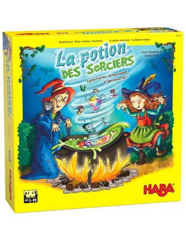Jeu La potion des sorciers - Haba