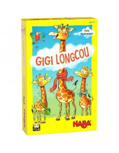 Gigi longcou - jeu Haba