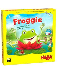 Froggie - jeu Haba