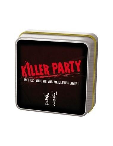 Killer party - jeu Asmodée