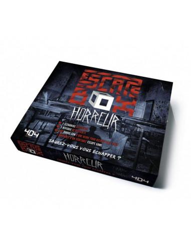 Escape Box Horreur