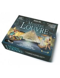 Escape Box Mystère au Louvre