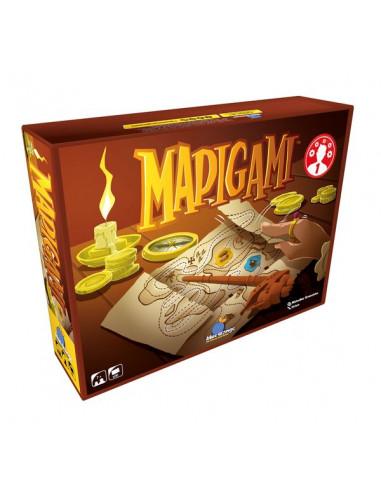 Mapigami - jeu Blue Orange