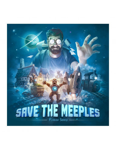 Jeu Save the meeples