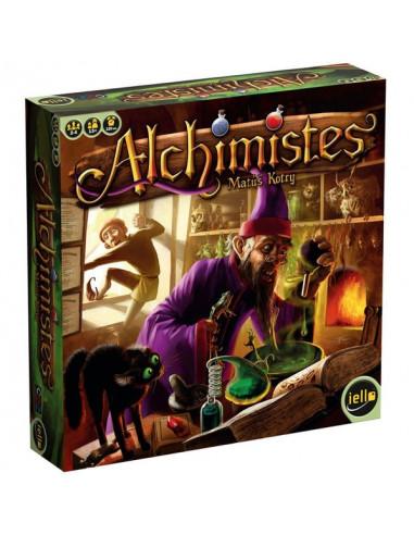 Jeu Alchimistes