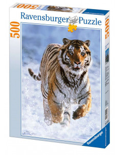 Puzzle 500 pièces tigre...