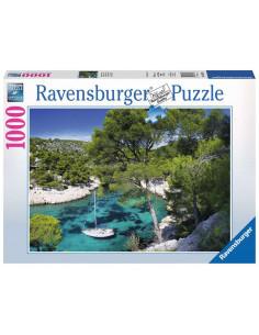 Puzzle 1000 pièces les...