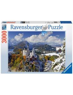 Puzzle 3000 pièces le...