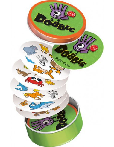 Dobble kids - jeu Asmodée