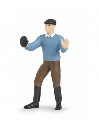 Figurine palefrenier - Papo
