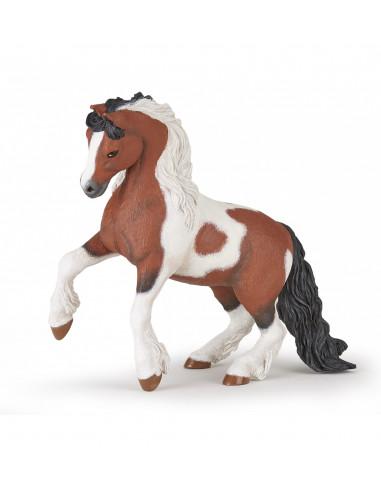 Figurine cheval cob irlandais - Papo