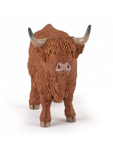 Figurine vache highland - Papo