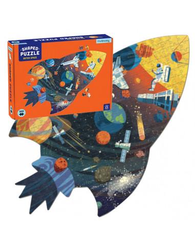 Puzzle forme espace 300 pièces