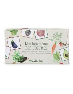 Loto mémo des légumes Le...