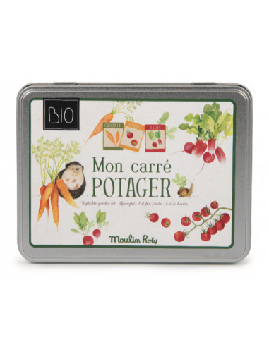 Kit potager Le Jardin du Moulin -...