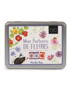 Kit de fleurs Le Jardin du...