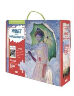 Coffret Monnet et les...
