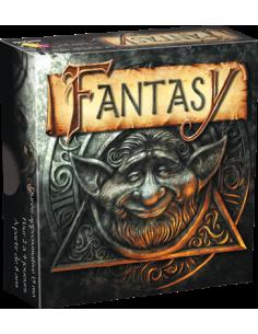 Fantasy - jeu Asmodée