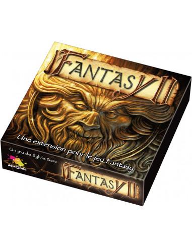Fantasy 2 - jeu Asmodée