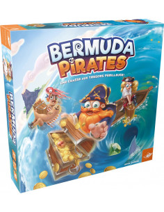 Jeu Bermuda pirates