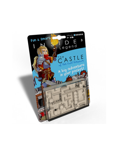 Inside 3 Legend – The castle of the...
