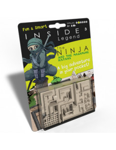 Inside 3 Legend – The ninja...