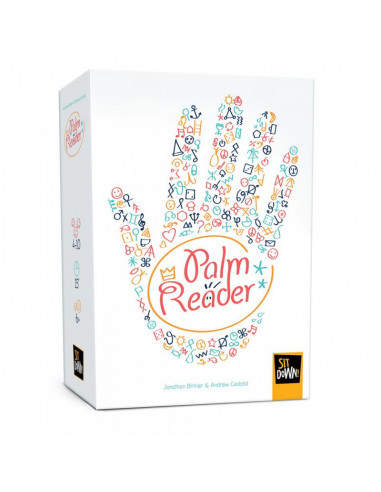 Jeu Palm reader