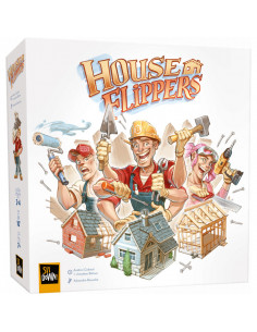 Jeu House flippers