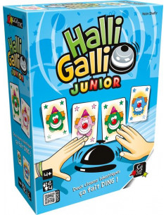 Halli galli junior - jeu...