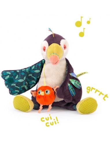 Pakou le toucan musical Dans la...