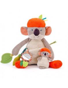 Koco le koala d'activités Dans la jungle