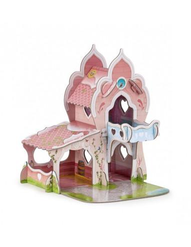 Mini château de princesse - décor Papo