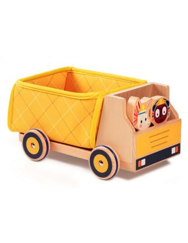 Georges camion benne - Lilliputiens