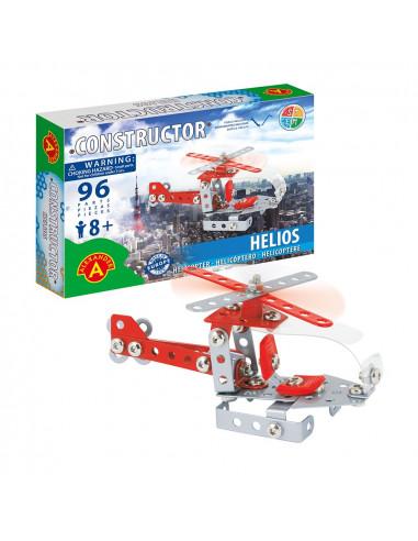 Hélicoptère Hélios - Constructor