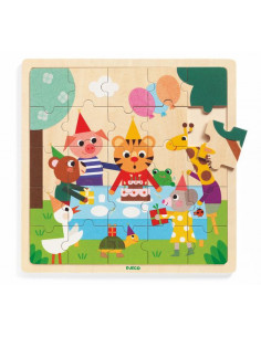 Puzzlo Happy - Djeco
