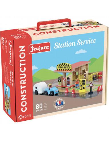 Station service 80 pièces - Jeujura