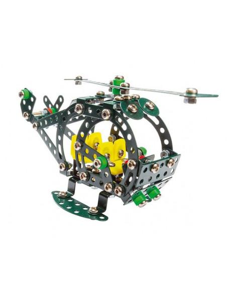 Helicoptere Patrol Jeu De Construction Constructor