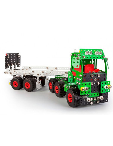 Camion Super Truck - Constructor
