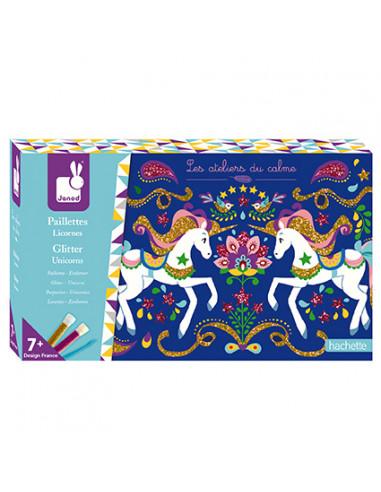 Paillettes licornes - Les ateliers du...