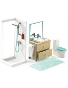 La salle de bain - maison...
