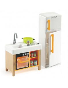 La cuisine compacte -...