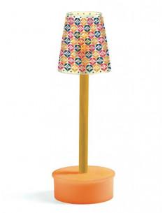 Lampe sur pied LED - maison...