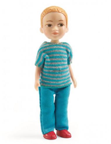 Figurine Victor - maison de poupée Djeco