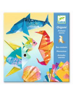 Origami animaux marins - Djeco
