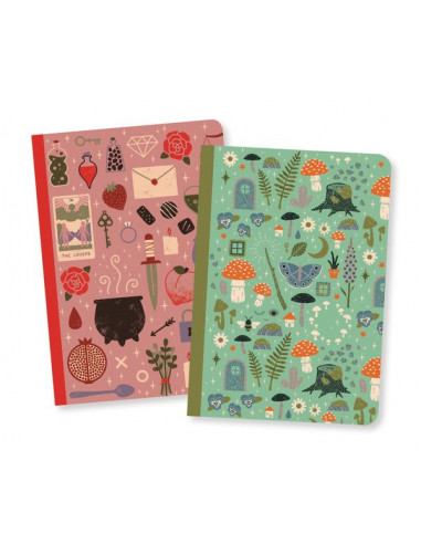 Petits carnets Camille - Lovely paper...