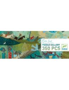 Puzzle gallery poetic boat 350 pièces