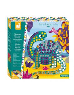 Mosaiques Dinosaures - Les...